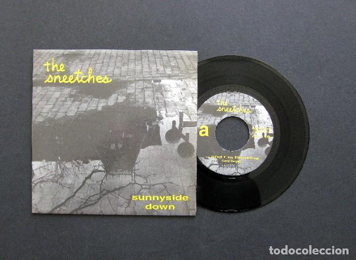 THE SNEETCHES – SUNNYSIDE DOWN – VINILO 1993 (Música - Discos - Singles Vinilo - Grupos Españoles de los 90 a la actualidad)
