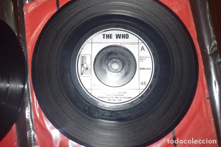 Discos de vinilo: THE WHO BABA ORILEY DONT KNOW MYSELF 3 singels - Foto 2 - 196552386