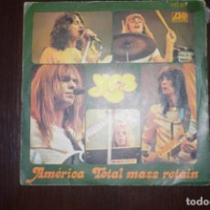 Discos de vinilo: YES AMERICA. Lote 196552547