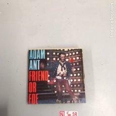 Discos de vinilo: ADAM ANT FRIEND OR FOE. Lote 196553263