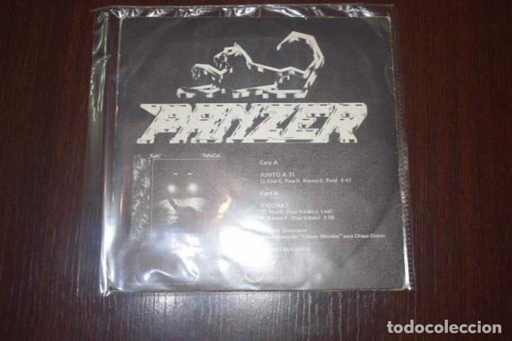 PANZER - JUNTO A TI (Música - Discos - Singles Vinilo - Heavy - Metal)