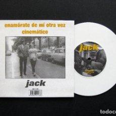 Discos de vinilo: JACK ?– ENAMÓRATE DE MÍ OTRA VEZ / CINEMÁTICO –VINILO 1997. Lote 196553676
