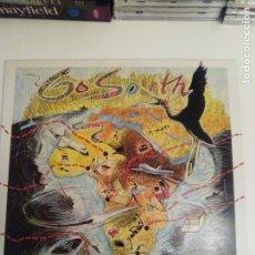 Discos de vinilo: GO SOUTH DANCE MUSIC SOUTH OF THE SAHARA ( 1985 ROUGH TRADE UK ) AFRICA EXCELENTE ESTADO. Lote 196553748