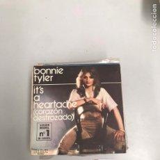Discos de vinilo: BONNIE TYLER. Lote 196564581