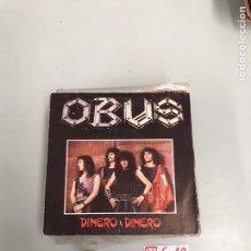 Discos de vinilo: OBUS. Lote 196564638