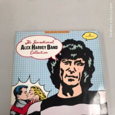 Discos de vinilo: ALEX HARVEY BAND. Lote 278407663