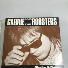 Discos de vinilo: GARRIE AND THE ROOSTERS. Lote 196571597