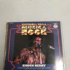 Discos de vinilo: CHUCK BERRY. Lote 196575307