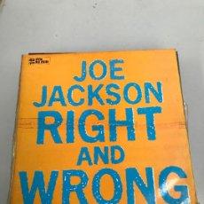 Discos de vinilo: JOE JACKSON. Lote 196576146