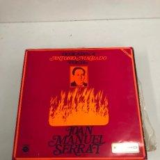 Discos de vinilo: JUAN MANUEL SERRAT. Lote 196577476