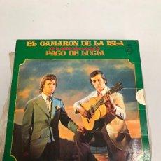 Discos de vinilo: LOS DEL TONOS. Lote 196588547