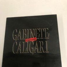 Discos de vinilo: GABINETE CALIGARI. Lote 196588693