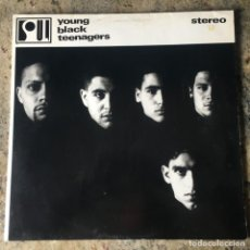 Discos de vinilo: YOUNG BLACK TEENAGERS - YOUNG BLACK TEENAGERS . LP . 1991 GERMANY. Lote 196589252