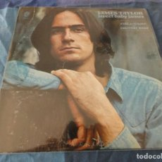 Discos de vinil: LP USA 1972 JAMES TAYLOR SWEET BABY JAMES PORTADA CORRECTA DISCO BIEN. Lote 196590177