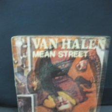 Discos de vinilo: VAN HALEN. MEAN STREET. SINGLE 1981. HISPAVOX 45-2117 (SN). Lote 196591057
