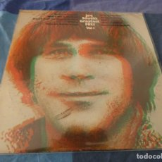 Discos de vinilo: LP USA 1969 JOE SOUTH GREATEST HITS VOLUME 1 BIEN PORTADA CORRECTO VINILO . Lote 196593230
