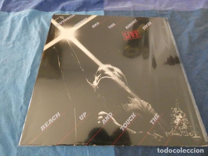 DOBLE LP USA 1981 SOUTHSIDE JOHNN AND THE ASHBURY JUKES LIVE CORRECTO PORTADA Y VINILO (Música - Discos de Vinilo - EPs - Pop - Rock Extranjero de los 70)