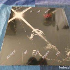 Discos de vinil: DOBLE LP USA 1981 SOUTHSIDE JOHNN AND THE ASHBURY JUKES LIVE CORRECTO PORTADA Y VINILO. Lote 196593358