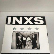 Discos de vinilo: INXS. Lote 196593477