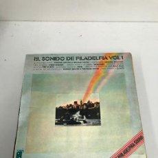 Discos de vinilo: EL SONIDO DE FILADELFIA VOL1. Lote 196594837