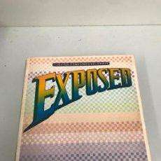 Discos de vinilo: EXPOSED. Lote 196594876