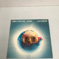 Discos de vinilo: OXYGENE. Lote 196595432