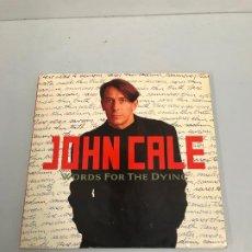 Discos de vinilo: JOHN CALE. Lote 196595585