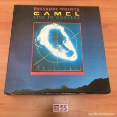 Discos de vinilo: CAMEL. Lote 196599797