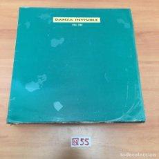 Discos de vinilo: DANZA INVISIBLE. Lote 196599833