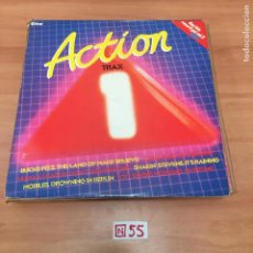 Discos de vinilo: ACTION 1. Lote 196600553
