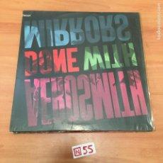 Discos de vinilo: MIRRORS DONE MITH AEROSMITH. Lote 196601127