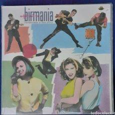 Discos de vinilo: OBJETIVO BIRMANIA. TORMENTA A LAS DIEZ. WEA RECORDS 240455-1. ESPAÑA 1984.. Lote 196602417