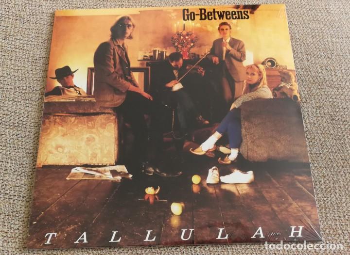 THE GO BETWEENS - TALLULAH VINILO NUEVO PRECINTADO (Música - Discos de Vinilo - Singles - Pop - Rock Internacional de los 80)