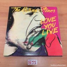 Discos de vinilo: THE ROLLING STONES. Lote 196605166
