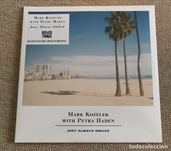 MARK KOZELEK - JOE ALWAYS SMILED BLUE VINILO ED LIMITADA NUEVO PRECINTADO (Música - Discos de Vinilo - Singles - Pop - Rock Internacional de los 80)