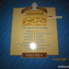 Discos de vinilo: OLD GOLD 60´S VOLUME 8 LP THE ORIGINAL HIT RECORDING - RECORDS & TAPES 1986 -. Lote 196605842