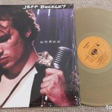 Discos de vinilo: JEFF BUCLEY - GRACE GOLD VINILO ED LIMITADA COMO NUEVO. Lote 196605996