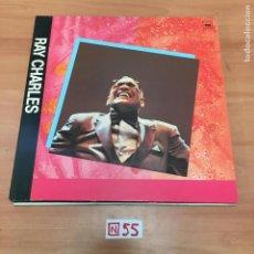 Discos de vinilo: RAY CHARLES. Lote 196606197