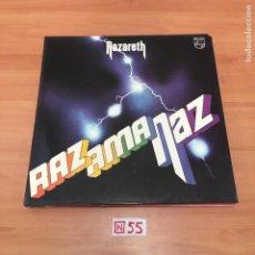 Discos de vinilo: RAZ AMA NAZ. Lote 196606355