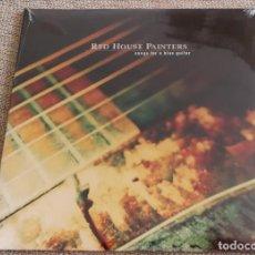 Discos de vinilo: RED HOUSE PAINTERS - SONGS FOR A BLUE GUITAR 2XVINILO NUEVO EDICIÓN LIMITADA. Lote 196606916
