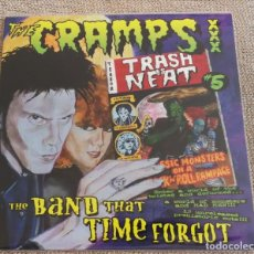 Discos de vinilo: THE CRAMPS - TRASH IS NEAT VINILO NUEVO EDICIÓN LIMITADA. Lote 196607126
