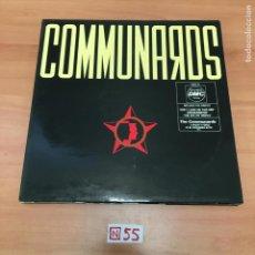 Discos de vinilo: COMMUNAROS. Lote 196608506