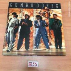 Discos de vinilo: COMMODORES. Lote 196609088
