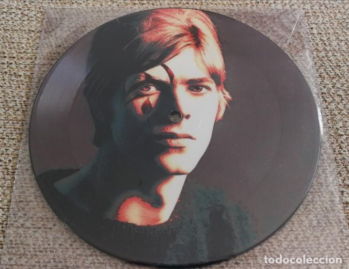 DAVID BOWIE / PICTURE DISC / NUEVO PRECINTADO ED LIMITADA (Música - Discos de Vinilo - Singles - Pop - Rock Internacional de los 80)