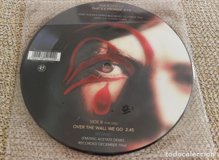 Discos de vinilo: DAVID BOWIE / PICTURE DISC / NUEVO PRECINTADO ED LIMITADA - Foto 2 - 196609132
