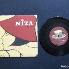 Discos de vinilo: NIZA ?– TOPOLINO – VINILO 2000. Lote 196621003