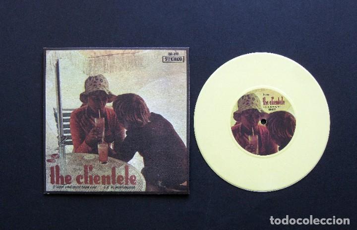 THE CLIENTELE – (I WANT YOU) MORE THAN EVER / 6 A.M. MORNINGSIDE – VINILO 2000 (Música - Discos de Vinilo - Maxi Singles - Grupos Españoles de los 90 a la actualidad)