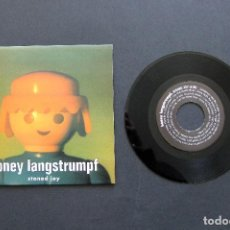 Discos de vinilo: HONEY LANGSTRUMPF ?– STONED JOY – VINILO 1995. Lote 196622572
