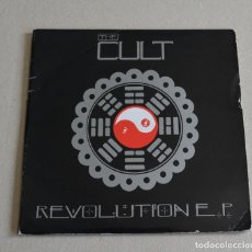Discos de vinil: THE CULT - REVOLUTION E.P.. Lote 196632887