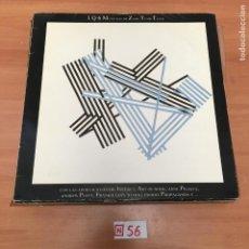 Discos de vinilo: NUESTRAS DE ZÁNG TUMB TUUM. Lote 196637757